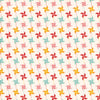 Echo Park Papers - Happy Summer - Pinwheels - 2 Sheets