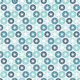 Echo Park Papers - Hello Winter - Icy Snowflake - 2 Sheets