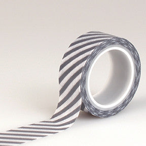 Echo Park Washi Tape - Hello Winter - Navy Stripe