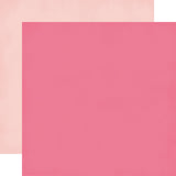 Echo Park Papers - Imagine That - Girl - Dk. Pink/Lt. Pink - 2 Sheets