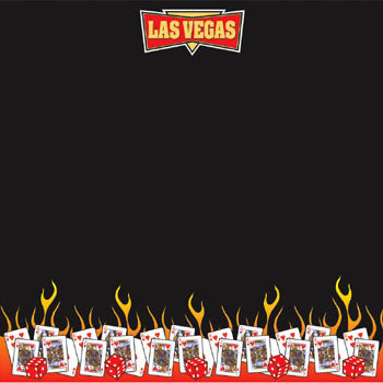 Reminisce Papers - It's Vegas Baby - On Fire - 2 Sheets