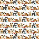 Echo Park Papers - I Love My Dog - Go Fetch - 2 Sheets