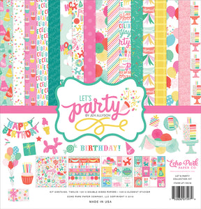 Echo Park Collection Kit - Let's Party
