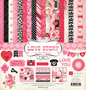 Echo Park Collection Kit - Love Story