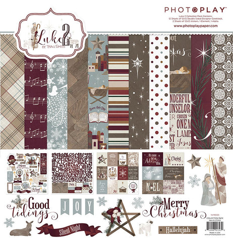 Photo Play Paper Collection Kit - Luke 2