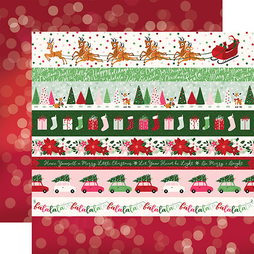 Echo Park Cut-Outs - Merry & Bright - Border Strips