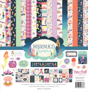 Echo Park Collection Kit - Mermaid Dreams