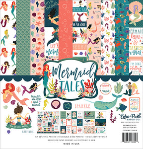 Echo Park Collection Kit - Mermaid Tales
