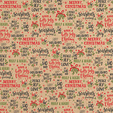 Echo Park Papers - My Favorite Christmas - Season's Greetings - 2 Sheets