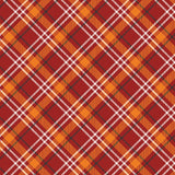 Echo Park Papers - My Favorite Fall - Fall Plaid - 2 Sheets