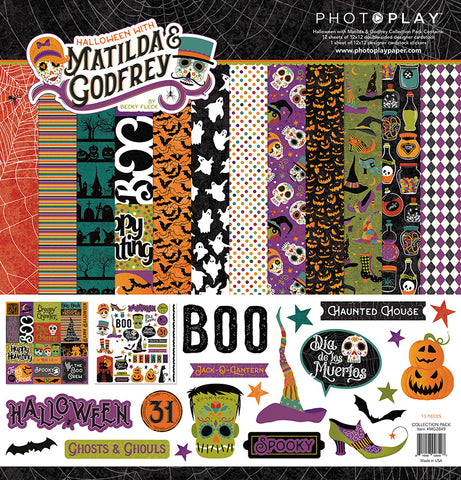 Photo Play Paper Collection Kit - Matilda & Godfrey