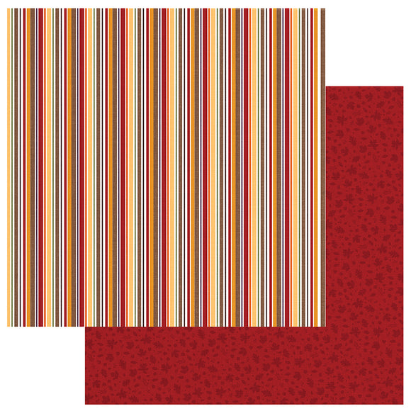 Photo Play Papers - Mad 4 Plaid - Fall - Cozy - 2 Sheets