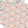 Echo Park Papers - Cat - Meow - 2 Sheets