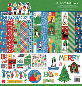 Photo Play Collection Kit - The Muttcracker