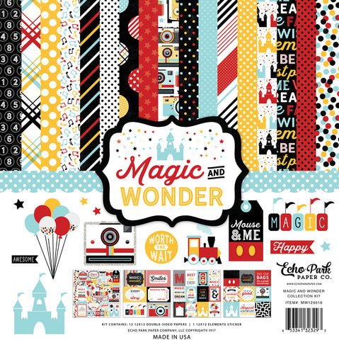 Echo Park Collection Kit - Magic and Wonder