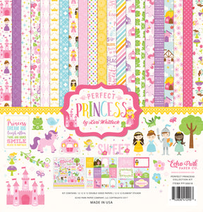 Echo Park Collection Kit - Perfect Princess