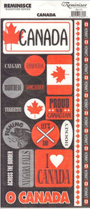 Reminisce Stickers - Canada - Canada