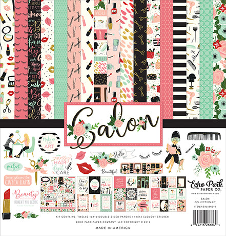 Echo Park Collection Kit - Salon