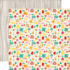 Echo Park Papers - Summer Bliss - Summer Treats - 2 Sheets