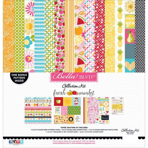 Bella Blvd Collection Kit - Fresh Market