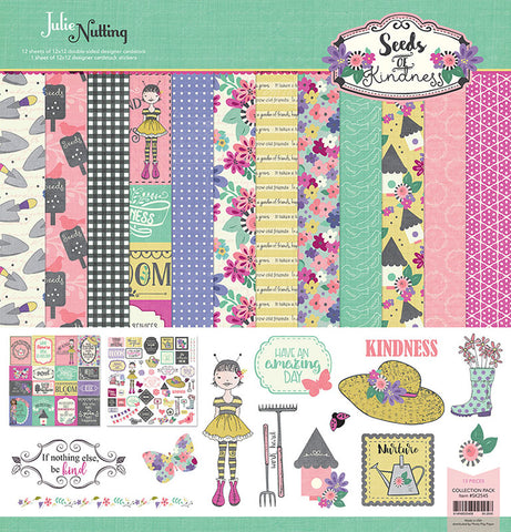 Photo Play Paper Collection Kit - Seeds of Kindness