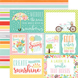 Echo Park Cut-Outs - Spring - Journaling Cards