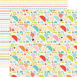 Echo Park Papers - Spring - Hello Spring - 2 Sheets