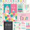 Echo Park Cut-Outs - Birthday Girl - Journaling