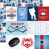 Echo Park Cut-Outs - Hockey - Journaling