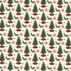 Echo Park Papers - Twas the Night Before Christmas - Holiday Cheer - 2 Sheets