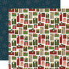 Echo Park Papers - Twas the Night Before Christmas - Perfect Presents - 2 Sheets