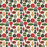 Echo Park Papers - Twas the Night Before Christmas - Joyful Ornaments - 2 Sheets