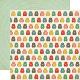 Echo Park Papers - Teacher's Pet - Backpacks - 2 Sheets