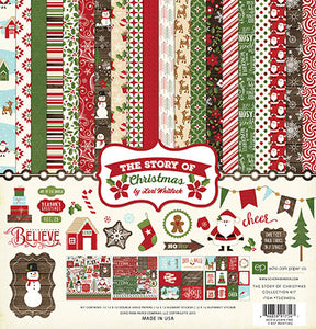 Echo Park Collection Kit - The Story of Christmas
