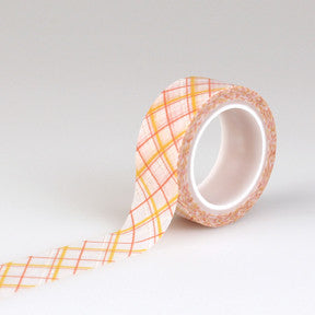 Echo Park Washi Tape - The Story of Fall - Plaid