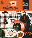Echo Park Ephemera Die-Cuts - Trick or Treat