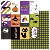 Photo Play Cut-Outs - Trick or Treat - Happy Boo Day