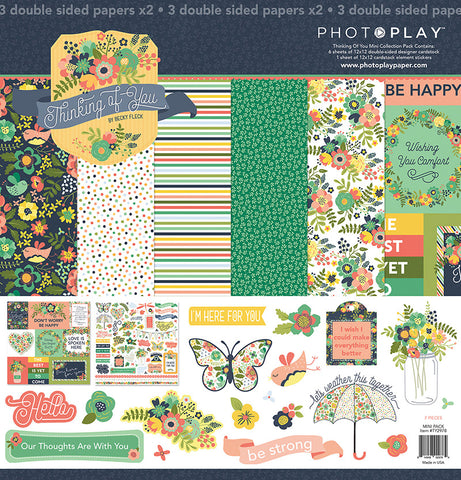 Photo Play Paper Collection Kit - Thinking of You