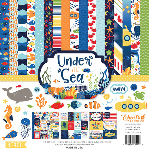 Echo Park Collection Kit - Under the Sea