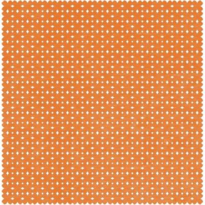 Reminisce Die-Cut Sheet - Unwritten - Orange