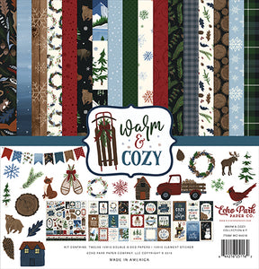 Echo Park Collection Kit - Warm & Cozy