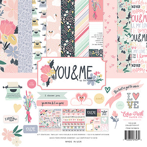 Echo Park Collection Kit - You & Me