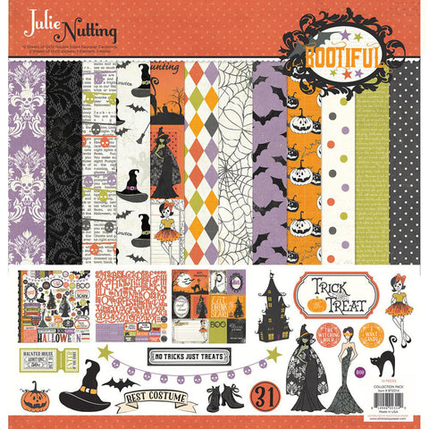 Photo Play Paper Collection Kit - Bootiful