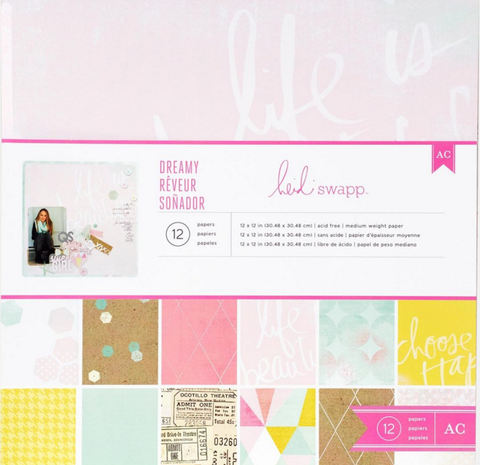 Heidi Swapp Collection Kit - Dreamy