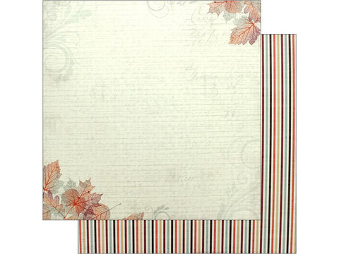 Authentique Papers - Bountiful - Four - 2 Sheets