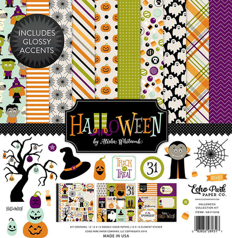 Echo Park Collection Kit - Halloween