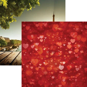 Reminisce Papers - Romantique - City of Love - 2 Sheets