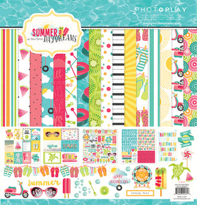 Photo Play Paper Collection Kit - Summer Daydreams