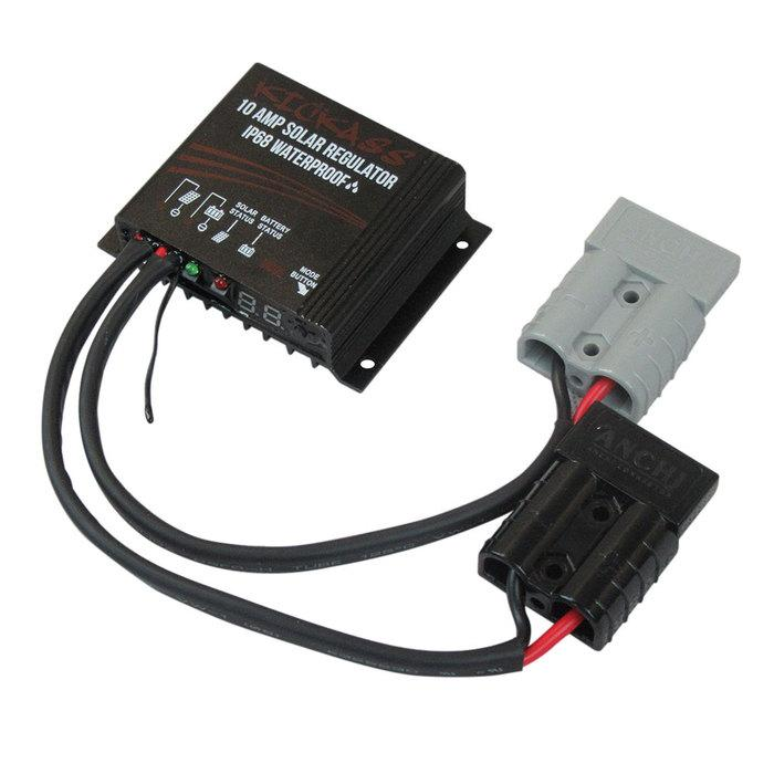 PWM Solar Battery Charge Controller 10AMP IP68 Waterproof - KickAss Products