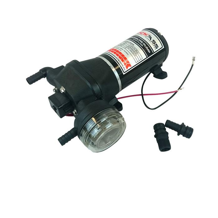 17L/min Water Pump (12v DC) - Self Priming - KickAss Products